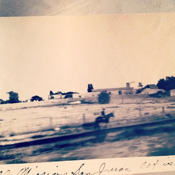 Vintage Cowboy Photograph