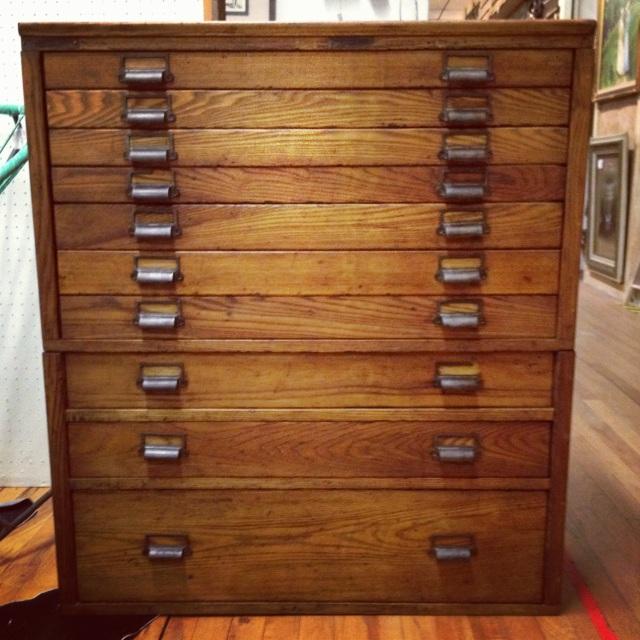 Printmaker's Cabinet